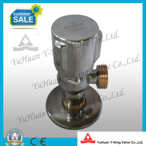 Emergency Shut off Brass Angle Valve (YD-G5025) pictures & photos