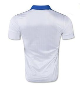 16 17 European Cup Cheap Custom Wholesale Sublimated Authentic Football Shirt / Soccer Jersey pictures & photos