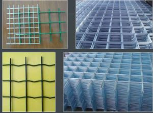 Welded Wire Mesh Fence/ Welded Wire Mesh Netting Yaqi Supply pictures & photos