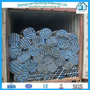 220-350G/M2 High Zinc Coat Hot Dipped Galvanized Steel Pipe (ZL-HDGP) pictures & photos
