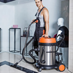 China 220V Ylw72-75 Hand Push Type Commercial Vacuum Cleaner - China Industrial  Vacuum Cleaners, Commercial Vacuum Cleaner