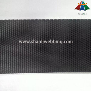 2 Inch Black Beaded PP Webbing