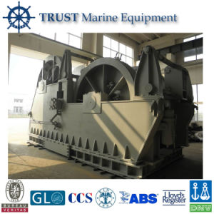Marine 20 Ton Hydraulic Winch pictures & photos