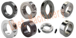 High Quality Carbon Steel Solid Shaft Collar pictures & photos