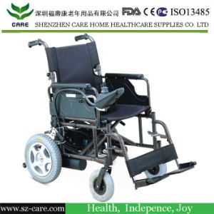 Lightweight Quick Folded Power Electric Wheelchair