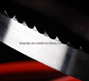 Frozen Food Bandsaw Blades Cutting pictures & photos