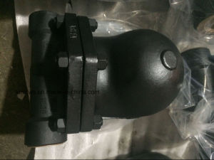 Cast Steel Flange End Ball Float Steam Trap FT44 pictures & photos