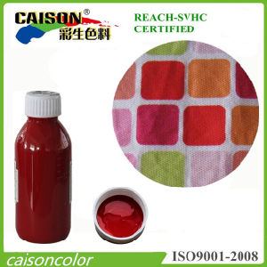 China Eco-Friendly Textile Printing Pigment Color Paste - China ...