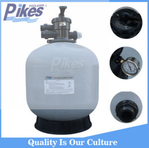 Fiberglass Sand Filter (Side Mount) with Pump pictures & photos