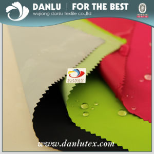 Polyester Fabric for Winter Clothes pictures & photos