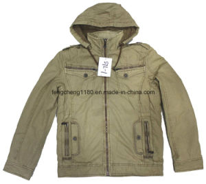 Man Spring/Autumn Washing Cottong Jacket