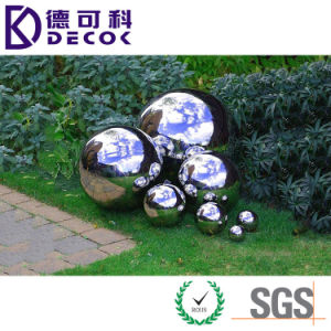 Garden Stainless Steel Hollow Ball for Garden Decorate pictures & photos
