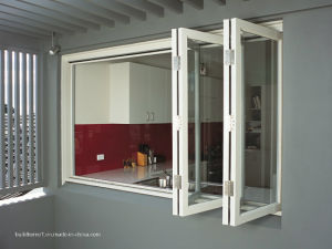 Non Corruption Bifold Aluminium Doors and Windows pictures & photos