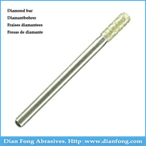 141-025m HP Cylindrical Shape Medium Grit Cotating Diamond Instruments pictures & photos