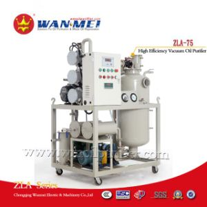 China Noted Zla Series Double-Stages High Efficiency Vacuum Transformer Oil Purifier