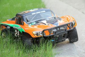 1: 10 Scale High Simulation 4WD electric Power Short Course Truck
