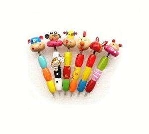 Hot Sale Colorful Carton Gel Pen with 0.5mm Needle Tip pictures & photos
