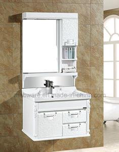 Beautiful RV Bathroom Vanity / PVC Bathroom Cabinet