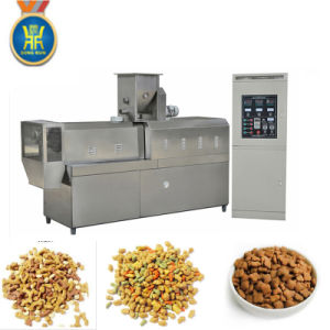 big capacity stainless steel pet dog food machine