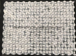 Marble Mosaic, White Marble Mosaic, Modaic Tile pictures & photos