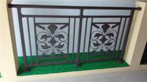 Ornamental Protecting Balcony Fence by Fence Manufature