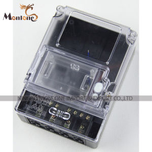 Terminal Block and Power Meter Plastic Enclosure Moulding pictures & photos