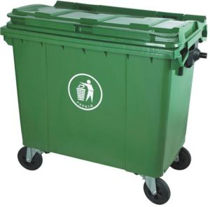 Tough and Strong! 1100L Waste Bin pictures & photos