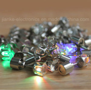 LED Multi Color Glowing Earring Studs for Party (4901)