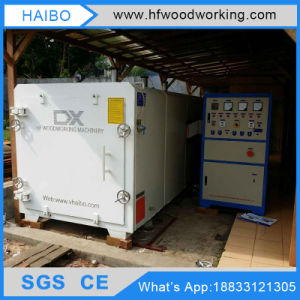 Hf/RF Vacuum Wood Dryer Machine for Drying Oak Teak Walnut Wood