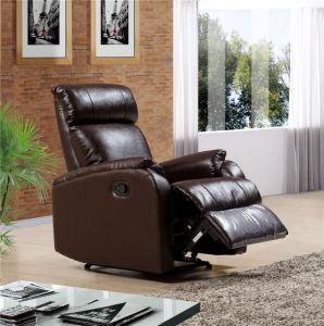 Fantastic Chinese Leather Rocker Recliner Chairs Lazy Boy Armchiar Single Leather Chair Sf3766 B Inzonedesignstudio Interior Chair Design Inzonedesignstudiocom