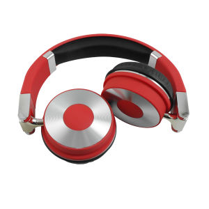 Fashion Foldbale Wired Computer Headphone Stereo Headphone