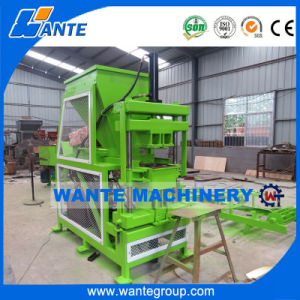 Wt2-10 Automatic Brick Making Machine, Compressed Earth Brick Machine pictures & photos