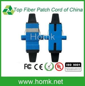 Dust Proof Fiber Optic Adapter SC/PC