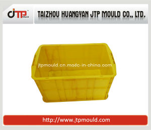 Plastic Injection Vegetable Crate Moulding pictures & photos