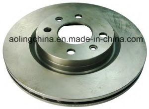 Auto Car Rear Brake Disc for Nissan OE: 186208 pictures & photos