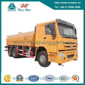 Sinotruk HOWO 6X4 Sanitation Water Sprinkler Truck pictures & photos