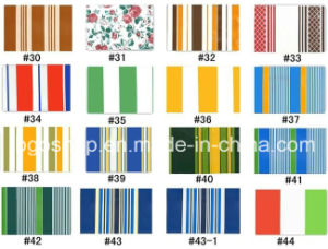 PVC Tarpaulin Bag Fabric with Pattern (250dx250d 22X19 480g) pictures & photos