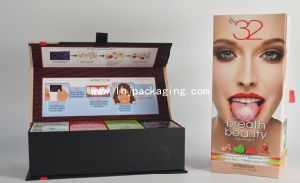 Beauty Chewing Gum Packaging Gift Box