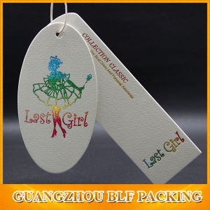 Blank Luggage Printed Paper Hang Tag (BLF-T120) pictures & photos