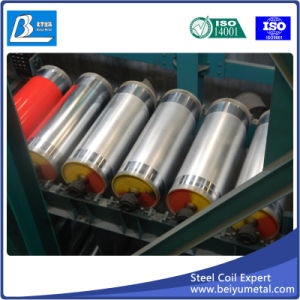Full Hard Zinc Coated Steel Sheet in Coil pictures & photos