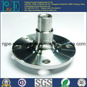 High Quality CNC Machining Custom Stainless Steel Tube Flange