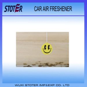 Customized Promotional Paper Air Freshener Card