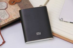 High Quality Universal Aluminum 10400mAh Power Bank for Xiaomi, Mi