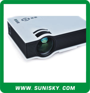 Cheap Mini LCD Projector pictures & photos