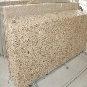 Giallo Cecilia Granite Granite Kitchen Stone Bench Tops