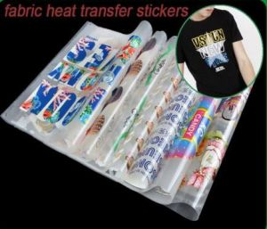 Heat Transfer Printing for T-Shirt/Heat Transfer Stickers pictures & photos