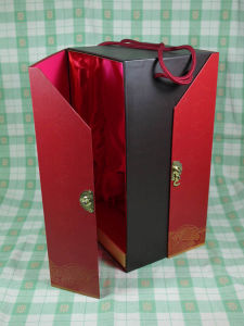 Factory Price with Paper Cylinder Gift Box pictures & photos