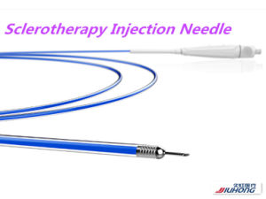 23G 4mm Sclerotherapy Needle Endoscopic Injection Needle pictures & photos