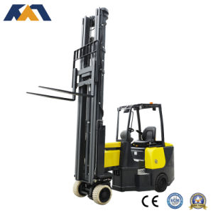 China Supplier of Narrow Aisle Forklift Truck Machine