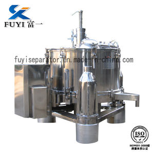 Model Ss Manual Top Discharging Centrifuge for Metallurgical